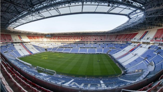 Lyon football stadium