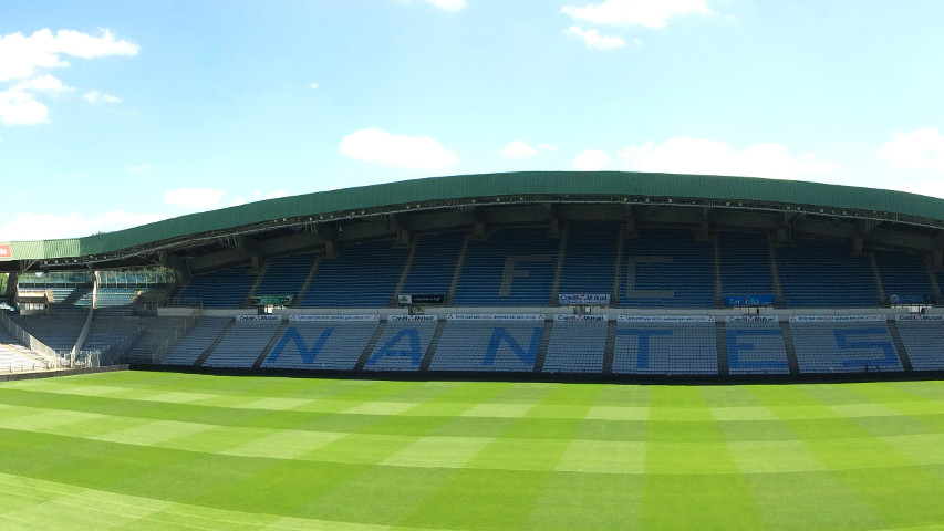 Nantes football stadium