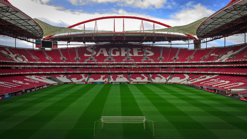 Estadio Da Luz 2012 2