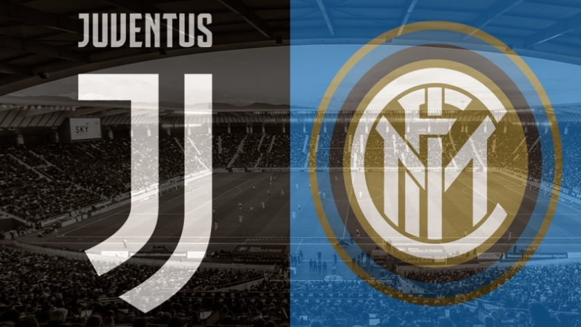 Juventus vs. Inter, Serie A