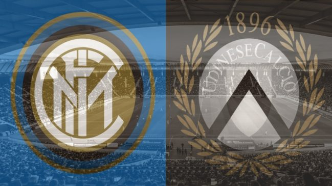 Inter vs. Udinese, Serie A