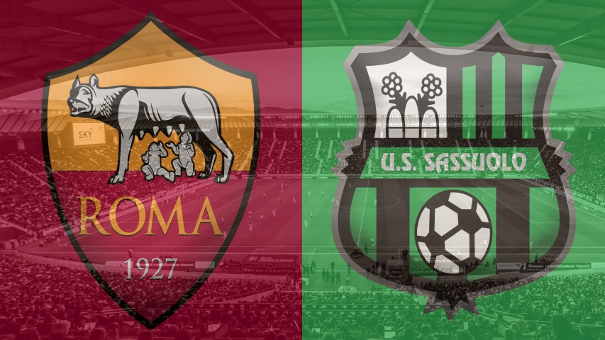 Roma vs. Sassuolo Serie A Betting Tips and Preview