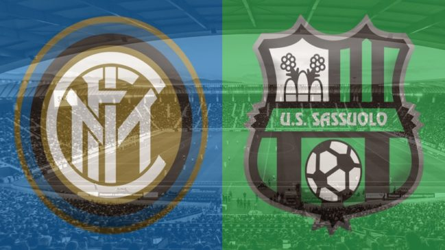 Inter vs. Sassuolo, Serie A