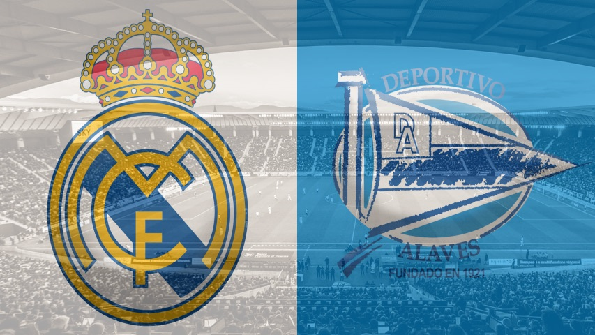 Real Madrid vs. Alaves, La Liga