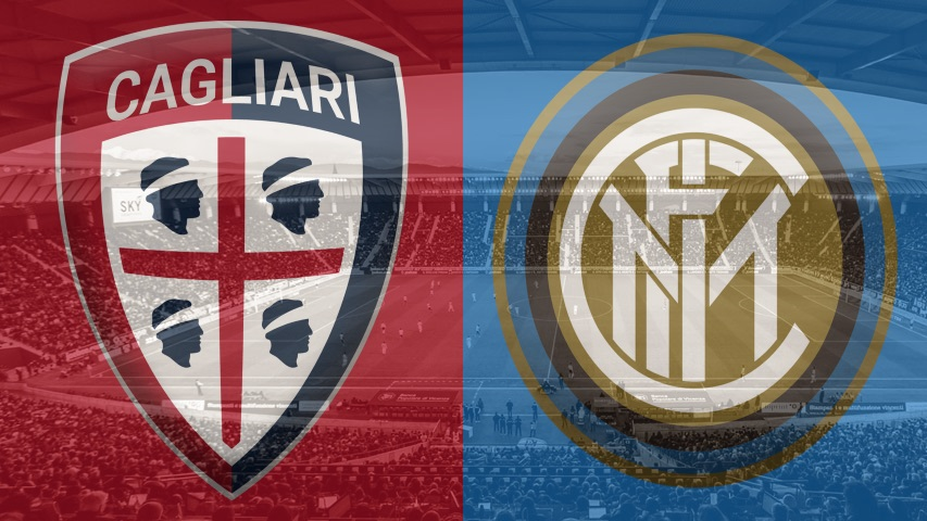 Cagliari vs. Inter, Serie A