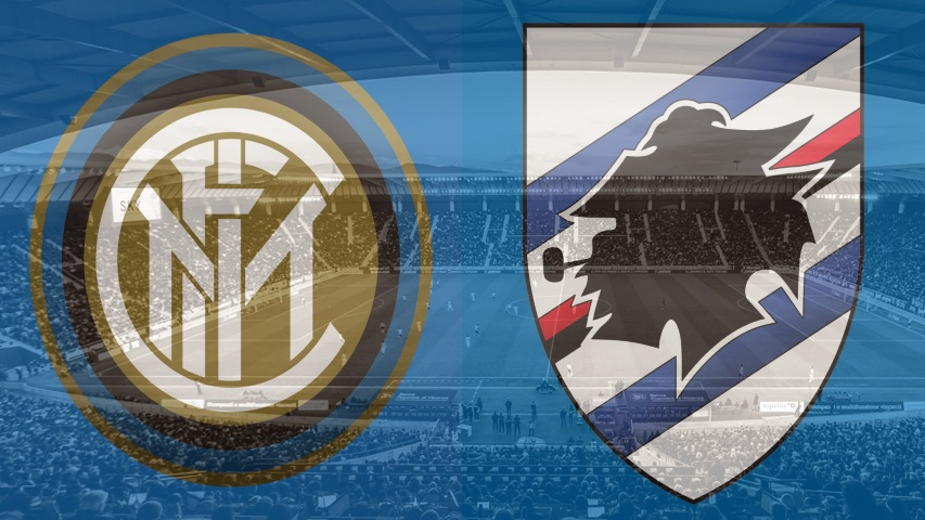 Inter vs. Sampdoria, Serie A
