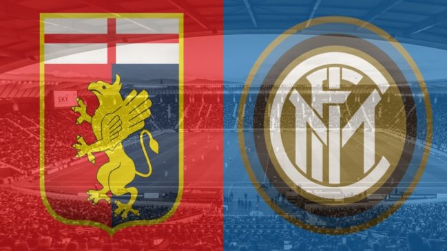 Genoa vs. Inter, Serie A
