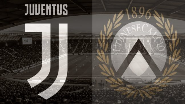 Juventus vs. Udinese, Serie A