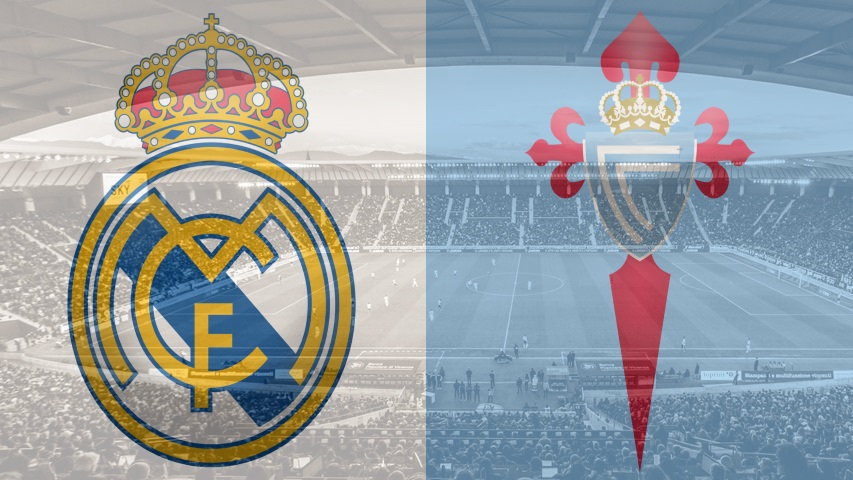 Real Madrid vs. Celta Vigo, La Liga