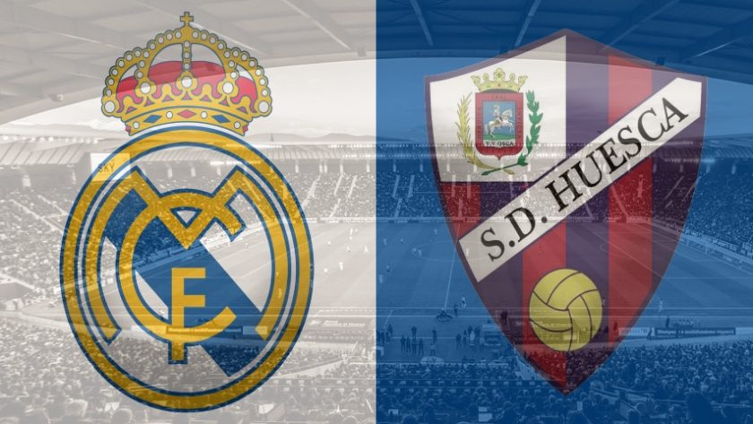Real Madrid vs. Huesca, La Liga