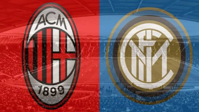 Milan vs. Inter, Serie A