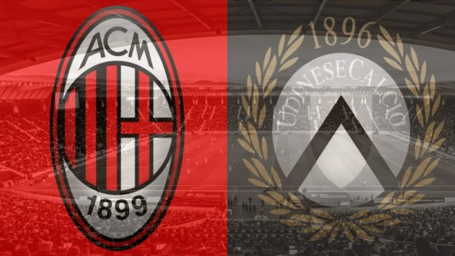 Milan vs. Udinese, Serie A