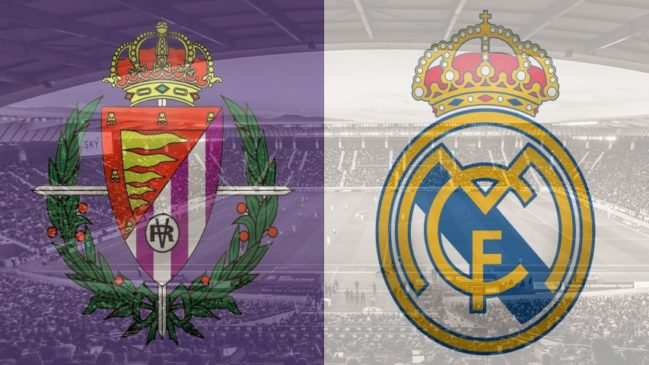 Real Valladolid vs. Real Madrid, La Liga