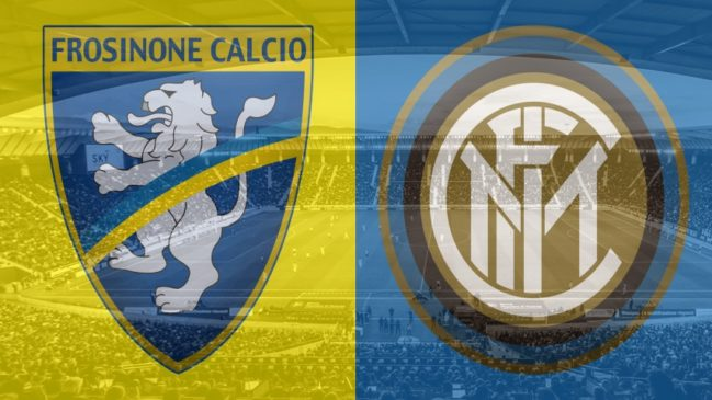 Frosinone vs. Inter, Serie A
