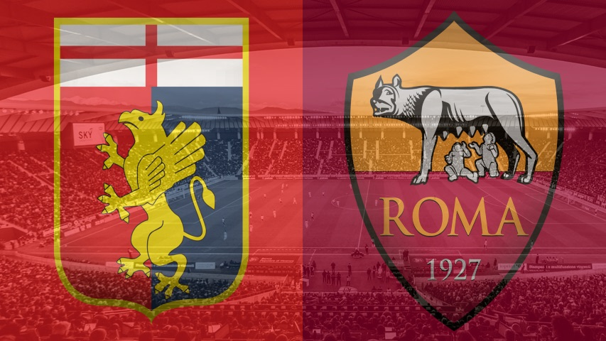 A.S Roma vs Genoa Matchday 7 Preview #954 – Everything Roma