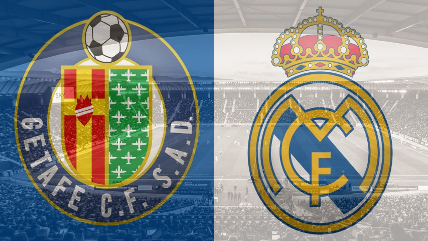 Getafe vs. Real Madrid, La Liga