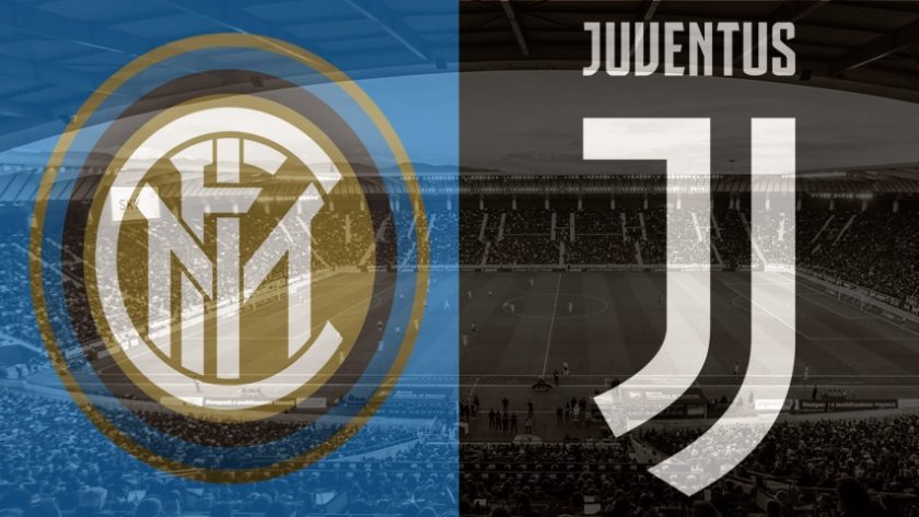 Inter vs. Juventus, Serie A