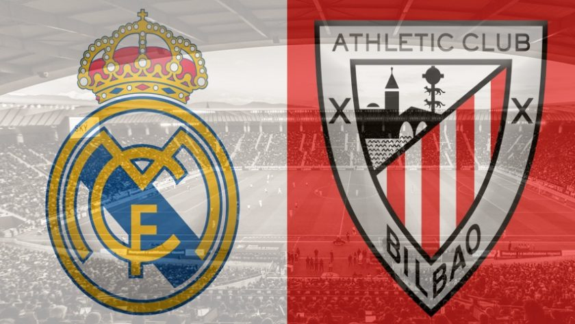 Real Madrid vs. Athletic Bilbao, La Liga