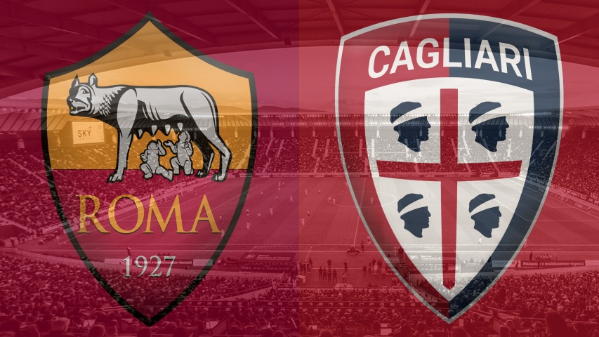 Roma vs cagliari betting expert foot bigguy sports betting
