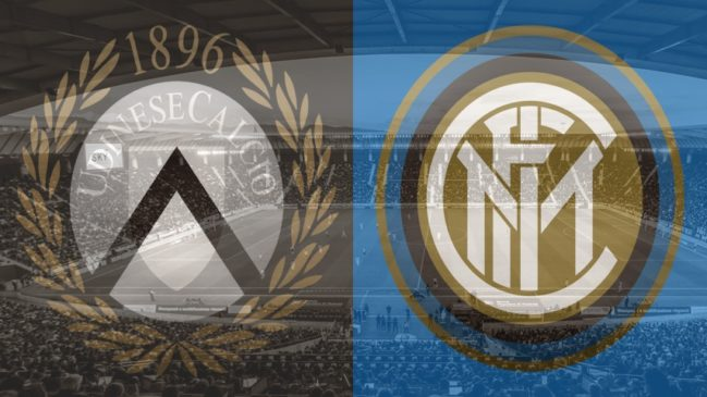Udinese vs. Inter, Serie A