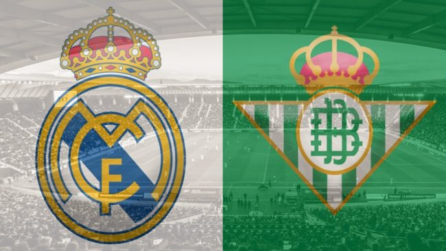 Real Madrid vs. Real Betis, La Liga
