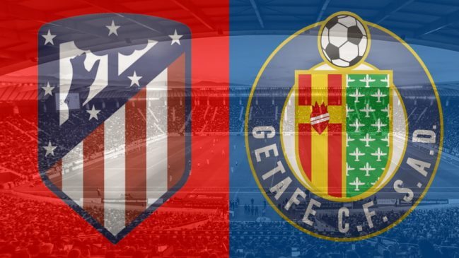 Atletico Madrid vs. Getafe, La Liga