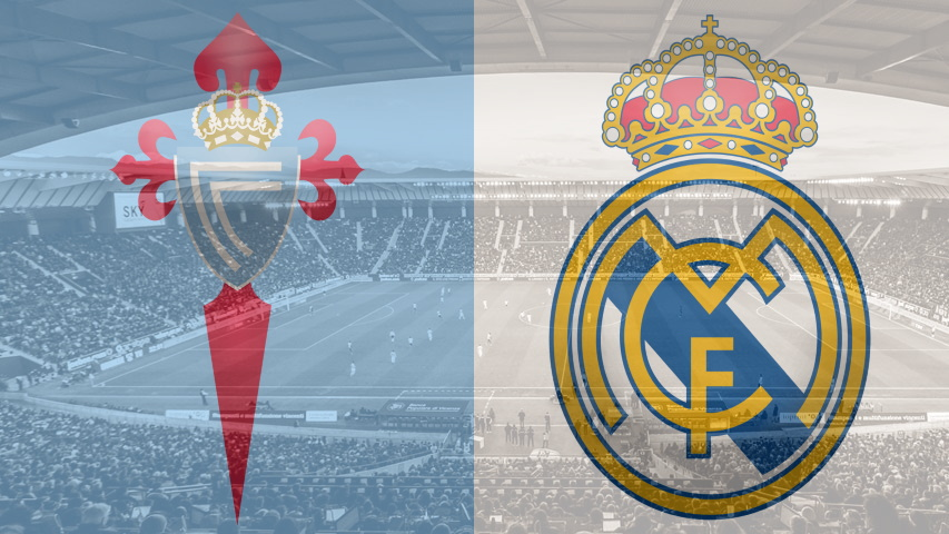 Celta Vigo vs. Real Madrid, La Liga