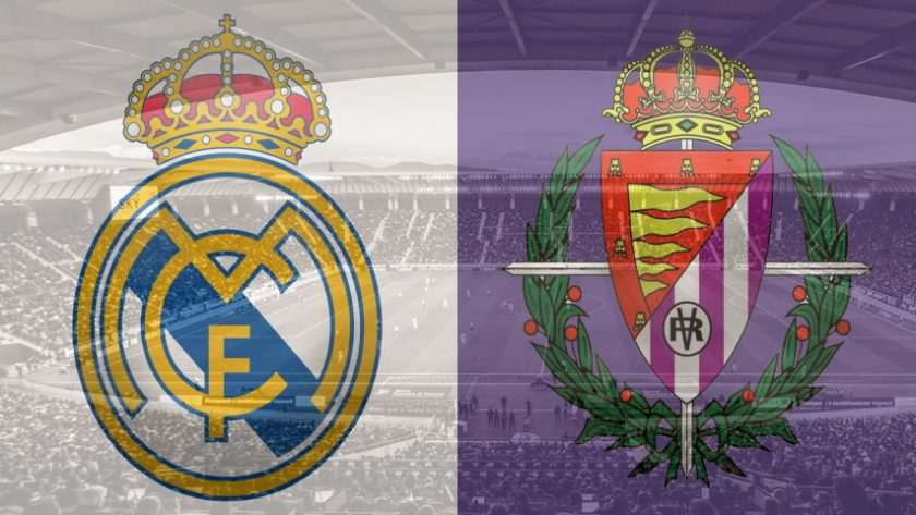 Real Madrid vs. Real Valladolid, La Liga