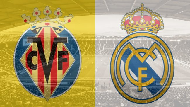 Villarreal vs. Real Madrid, La Liga