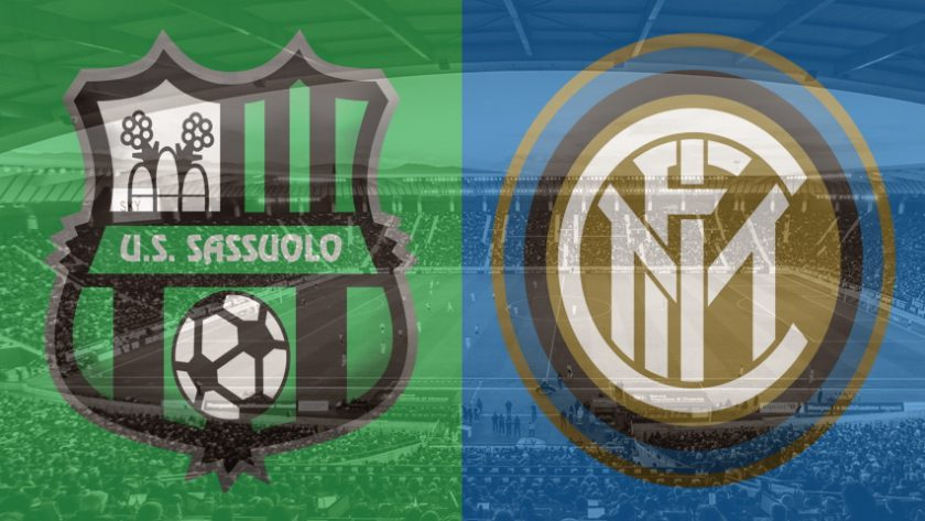 Sassuolo vs. Inter, Serie A