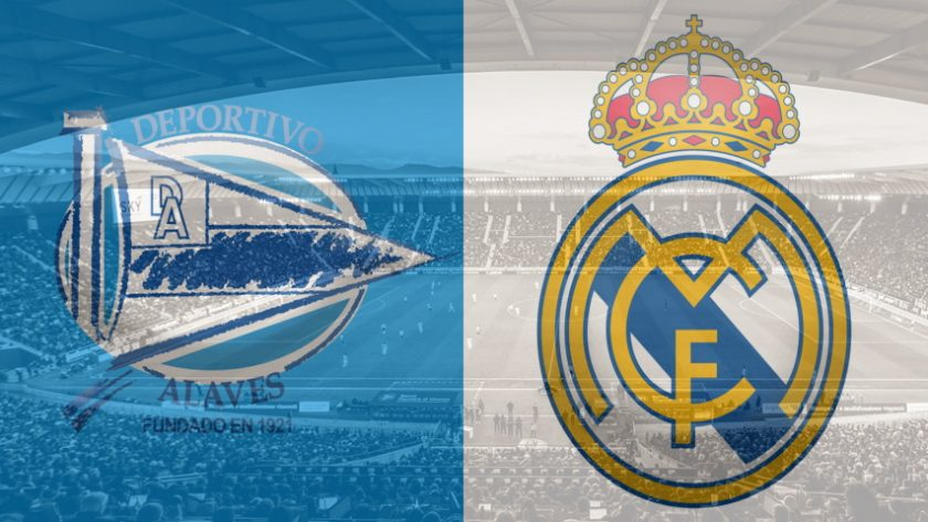 Alaves vs. Real Madrid, LaLiga