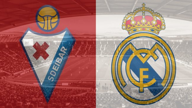 Eibar vs. Real Madrid, LaLiga