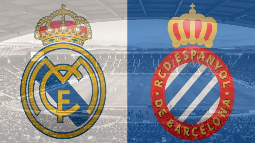Real Madrid vs. Espanyol, LaLiga