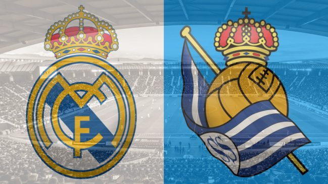 Real Madrid vs. Real Sociedad, LaLiga