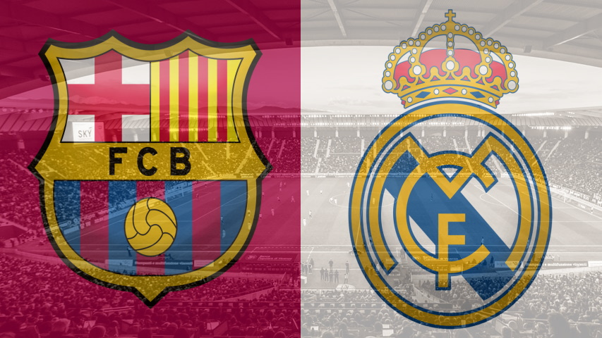 Barcelona vs. Real Madrid, LaLiga