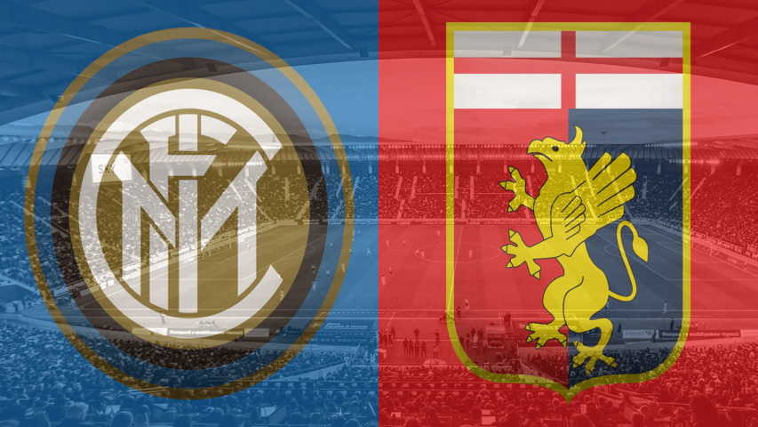 Inter vs. Genoa, Serie A
