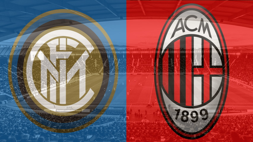 Inter vs. Milan, Serie A