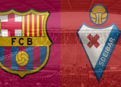 Barcelona vs. Eibar La Liga Betting Tips and Preview