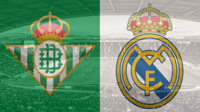 Real Betis vs. Real Madrid, La Liga