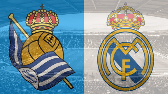 Real Sociedad vs. Real Madrid, LaLiga