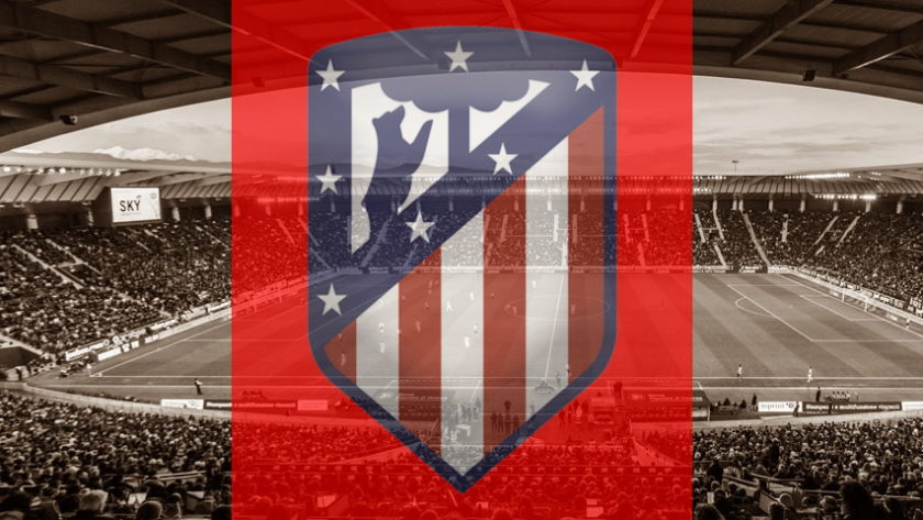 Atletico Madrid club crest
