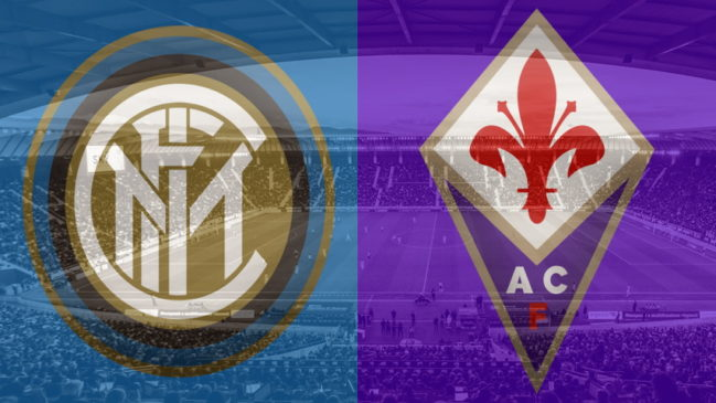 Inter and Fiorentina club crests