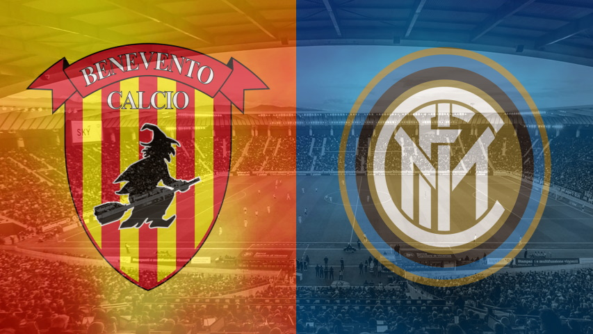 Benevento and Inter crests ahead of their Serie A fixture on September 30