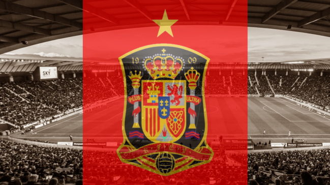 Spain national team crest