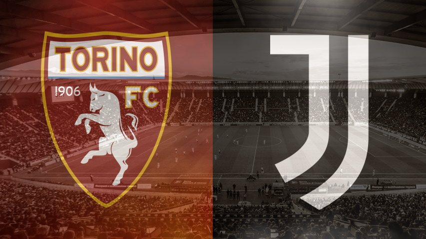 Torino and Juventus club crests